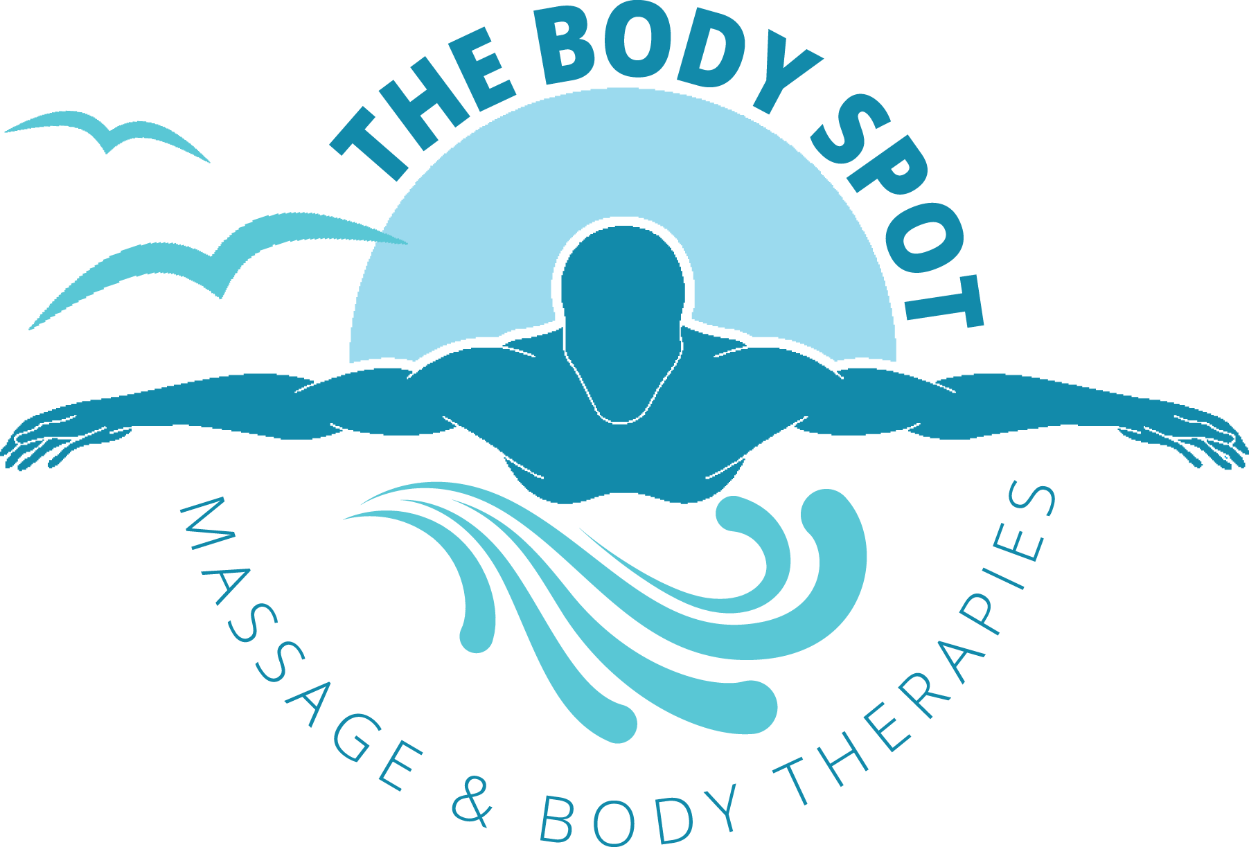 The Body Spot at Bondi Beach Logo