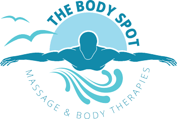 The Body Spot at Bondi Beach Sticky Logo